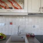 Villa Lydia Meganisi Lefkada room FAY kitchen photo