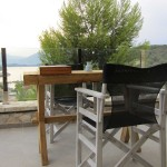 Villa Lydia Meganisi Lefkada Marilia balcony photo